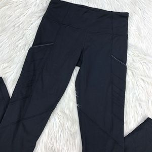 lululemon athletica Pants - Lululemon Black Speed Up Tight